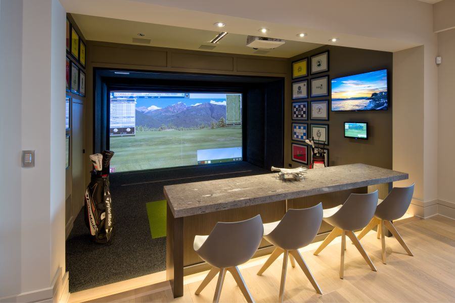 Better Your Swing With a Golf Simulator Installation