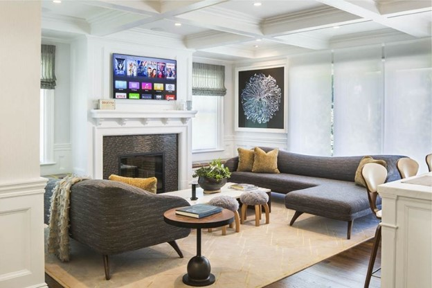 How Lutron Shades Transform a Home Environment